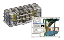 設計情報と連携した生産設計と製作